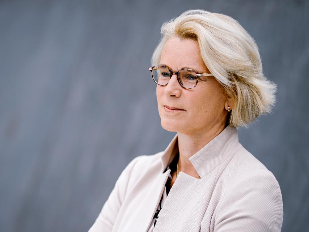 Weibliche Note Birgit Stoever
