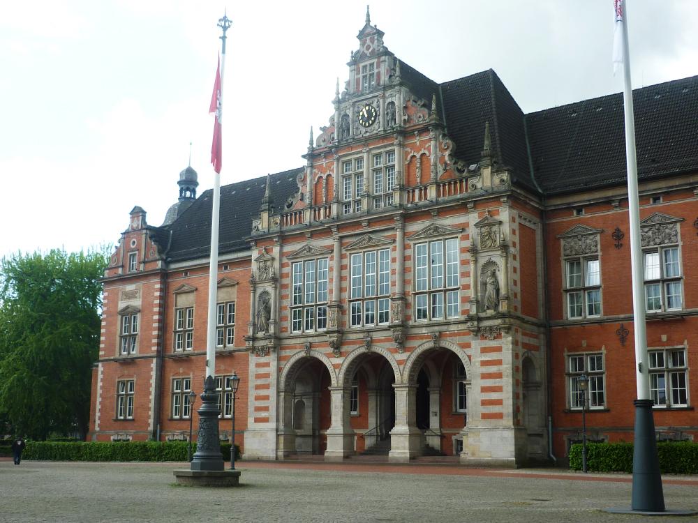 Harburger Rathaus Birgit Stoever