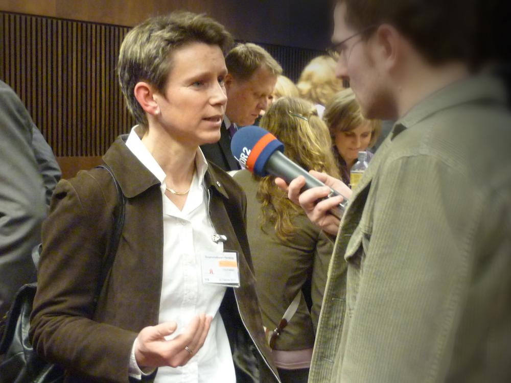 Politischer Weg Birgit Stoever